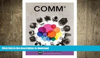 READ THE NEW BOOK COMM (with COMM Online, 1 term (6 months) Printed Access Card) (New, Engaging