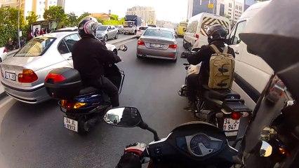 Sürmek Lazım | Triumph İstanbul Barbekü Partisi Vlog
