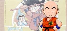 Dragon Ball Super Collection - Las pegatinas de Sonric's