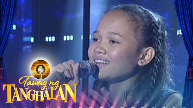 Tawag Ng Tanghalan: Olga Sablad | Ikaw