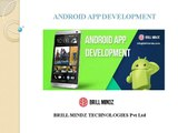 Android App Development Company Dubai