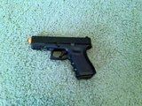 KJW Glock 23 GBB Airsoft Pistol
