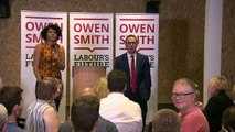 "Owen Smith ""delighted"" more people will be able to vote in Labour leadership election"