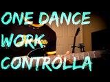 Drake and Rihanna - One Dance | Work | Controlla | Mashup - Metal/Rock Guitar Cover
