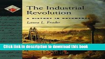 [Popular Books] The Industrial Revolution: A History in Documents (Pages from History) Download