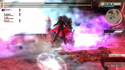 God Eater 2  Rage Burst - 60 FPS Steam Trailer de God Eater 2 : Rage Burst