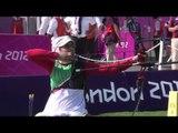 #ThrowbackThursday: Archery at London 2012 Paralympics