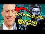 J.K. Simmons joining Justice League as Commissioner Gordon