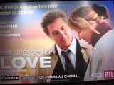 Last chance for love : le tapis rouge avec Dustin Hoffman