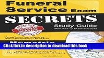 Download Funeral Service Exam Secrets Study Guide  Funeral Service Test Review for the Funeral