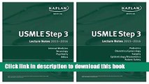 [PDF] USMLE Step 3 Lecture Notes Bundle Book Online