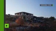L'armée syrienne en action pour libérer les zones occupées par les rebelles près de Lattaquié