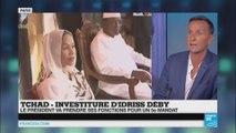 """Investiture d'Idriss DEBY : """"c'est un personnage qui fascine, c'est un sphinx dans la sous région"""""""