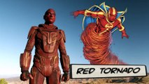 Exclusive Supergirl Season 1 Featurette: Villains - Ripped From the Comics