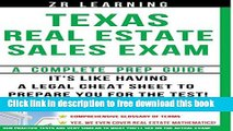 [Reading] Texas Real Estate Sales Exam - 2014 Version: Principles, Concepts and Hundreds Of