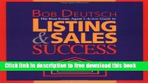 [Reading] The Real Estate Agent s Action Guide to Listing and Sales Success Ebooks Online