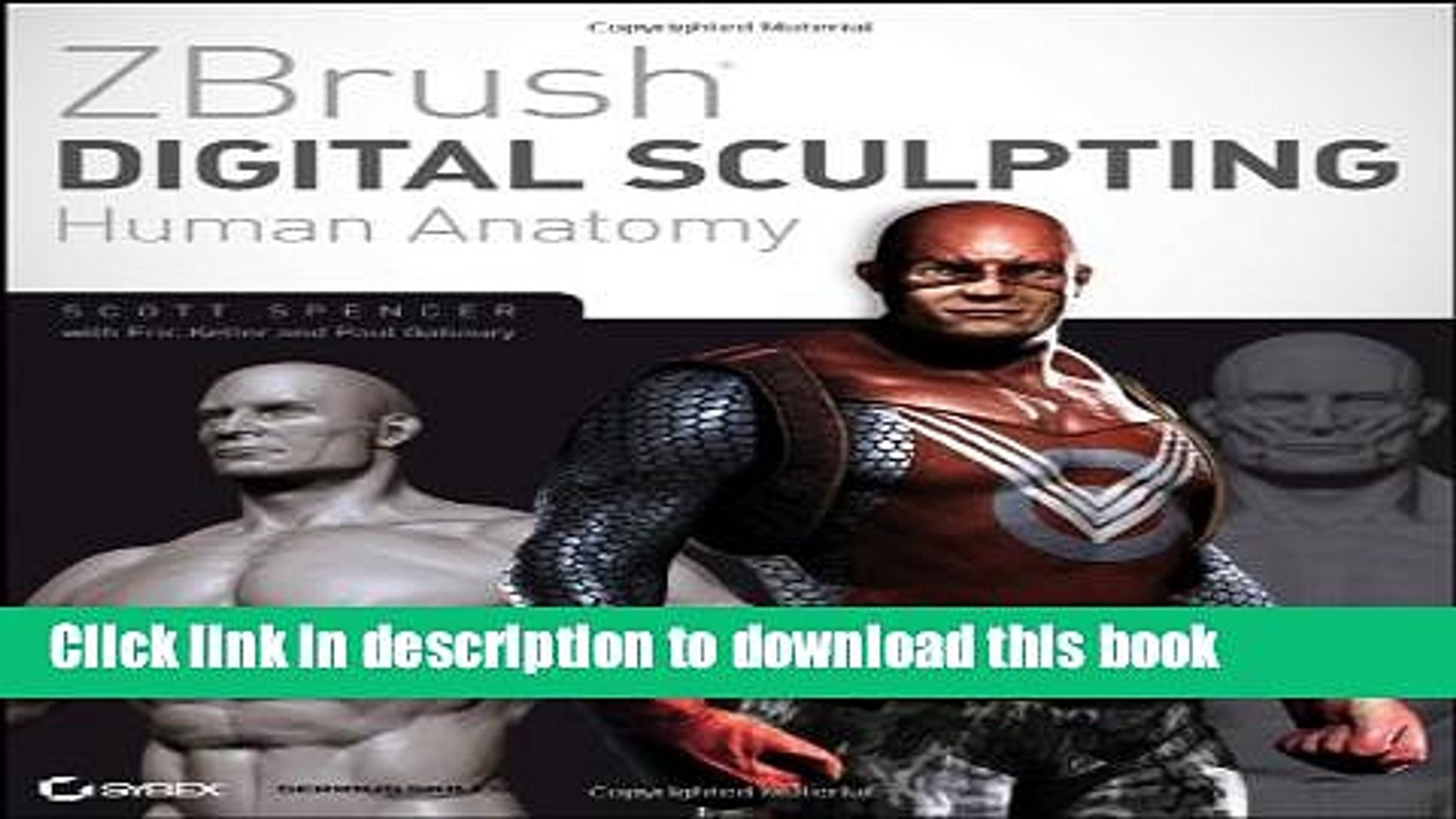 zbrush digital sculpting human anatomy pdf free download
