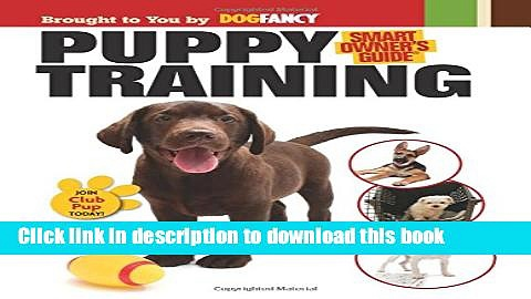 [Popular Books] Puppy Training Free Online