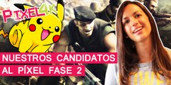 Azucena | Nuestros candidatos al Píxel, FASE 2