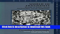 [PDF] World in Fragments: Writings on Politics, Society, Psychoanalysis, and the Imagination Full