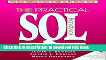 [Popular] E_Books The Practical SQL Handbook: Using Structured Query Language (3rd Edition) Free