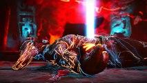 Mortal Kombat X- 'Triborg' Ending - MKXL DLC Triborg Klassic Tower (Story Ending)