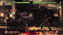 Mortal Kombat X- SEKTOR 'Triborg' Variation Gameplay Wish List (Kombat Pack 2 DLC)