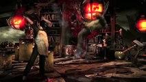 Mortal Kombat X- Leatherface Gameplay Breakdown! - (MKX KOMBAT PACK 2 DLC)