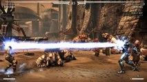 Mortal Kombat X- Cyber Sub Zero Gameplay Breakdown! - MKX KOMBAT PACK 2 DLC Gameplay