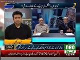 Nawaz Sharif was behind today's blast because he wanted to stop Imran Khan - Says Ahmed Raza Kasoori