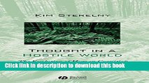 [PDF] Thought in a Hostile World: The Evolution of Human Cognition Download Online