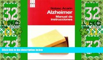 READ FREE FULL  Alzheimer: Manual de instrucciones / Instructions Manual (Spanish Edition)