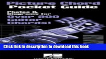 [PDF] Picture Chord Pocket Guide: Photos   Diagrams for Over 900 Guitar Chords! Free Online