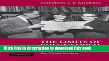 Ebook The Limits of Voluntarism: Charity and Welfare from the New Deal through the Great Society