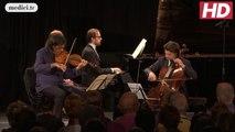 Capuçon, Kavakos, Trifonov - Trio for Piano, Violin and Cello - Smetana: Verbier Festival 2016