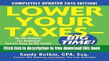 [Full] Lower Your Taxes - Big Time! Wealth Building, Tax Reduction Secrets from an IRS Insider