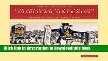 Ebook The English and Scottish Popular Ballads 5 Volume Set in 10 Pieces Free Online