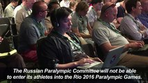 Paralympics: Russia banned from Paralympics over doping