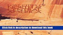 [PDF] Lost Cities of North   Central America Book Free