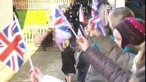 Kate Middleton visits family friends organization