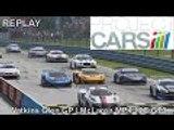 Project Cars Career REPLAY | US GT3 Championship Round 2 Race 1 | McLaren MP4 12C GT3 Watkins Glen