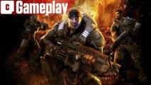 Gears of War UE version Windows 10 : à l'assault du Berserker ! (gameplay)