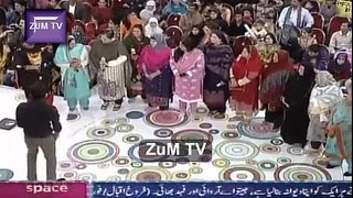 Jeeto Pakistan VERY FUNNY clip by a Woman