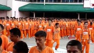 2NE1 - CPDRC Dancing Inmates - 08-29-09