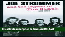 [PDF] Joe Strummer and the Legend of The Clash [Online Books]
