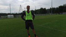 Les premières images d'Ola Toivonen et Odsonne Edouard à l'entraînement