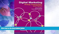 Big Deals  Digital Marketing: Strategy, Implementation and Practice  Free Full Read Best Seller