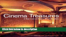 Download Cinema Treasures: A New Look at Classic Movie Theaters Ebook Online
