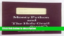 [PDF] Monty Python and the Holy Grail (Book): Monty Python s Second Film: A First Draft Full Online