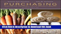 [Popular] Books Purchasing: Selection and Procurement for the Hospitality Industry Full Online